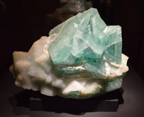 Barevná krása minerálů