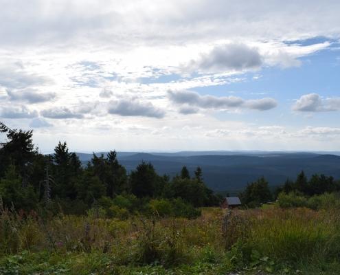 Pohled do Podkrušnohoří