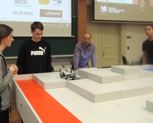 Vítězný robot
