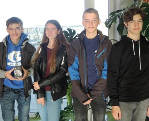 Krajští semifinalisté kategorie B