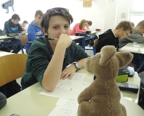 Matematický klokan