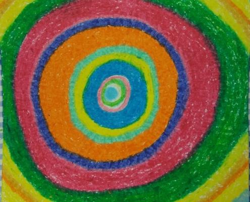 Barevný kruh