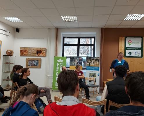 Zahájení krajského kola Ekologické olympiády ve Vlašimi